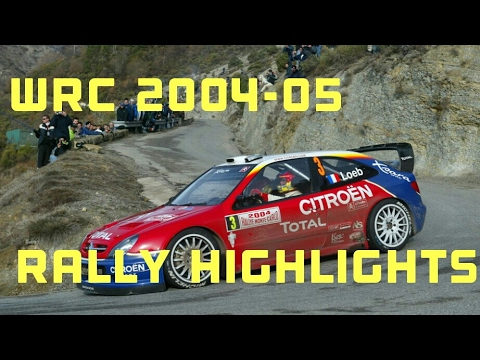 WRC 2004-2005 Music Videos - Song: Exploration of space
