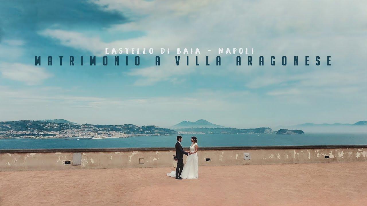 Matrimonio A Villa Aragonese Monte Di Procida Fabio Sara
