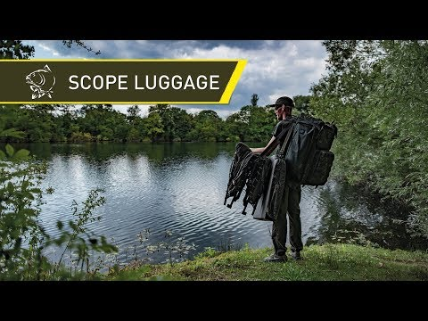 NASH TACKLE - Scope Ops Luggage
