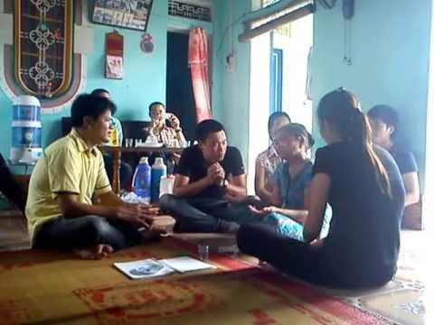 Nhập hồn về nói chuyện với người nhà tại Thái Bình