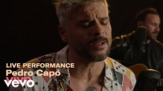 "Pedro Capó - ""Vivo"" Official Performance 