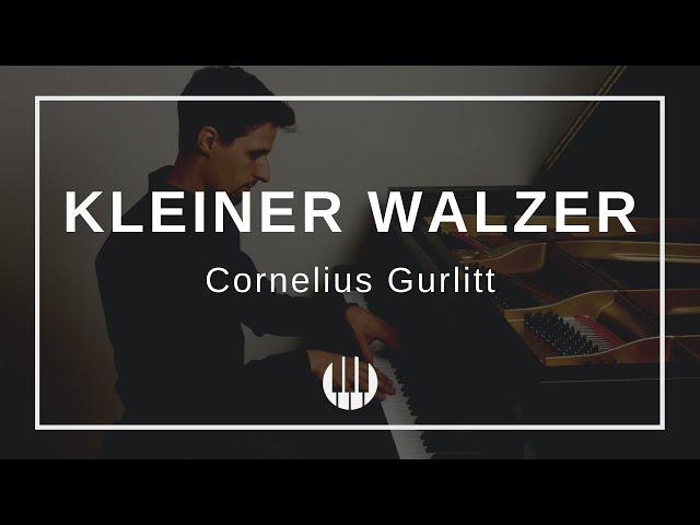 Kleiner Walzer von Cornelius Gurlitt