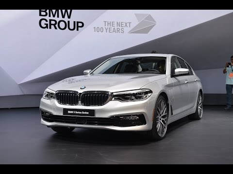 2017 BMW 5-Series video preview