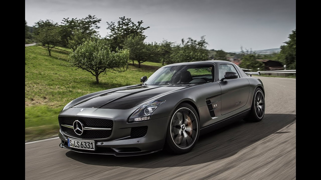mercedes sls amg final edition road test english subtitled. Black Bedroom Furniture Sets. Home Design Ideas