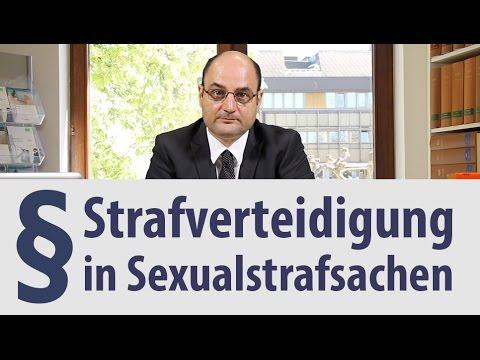 Sexualstrafrecht   Rechtsanwalt   Strafverteidigung   Heidelberg