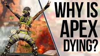 WHY IS APEX LEGENDS FAILING?