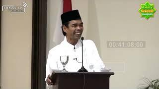 Tanya jawab Ustad Abdul Somad di BP Batam