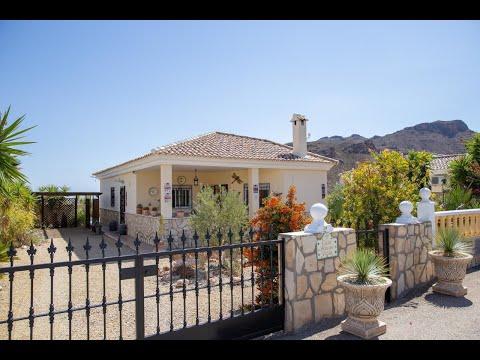 Spanish Property Choice Video Property Tour - Villa A1194 Arboleas, Almeria, Spain. 185,000€