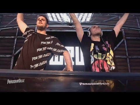 O-Zone - Dragostea Din Tei (W&W Remix) (Parookaville 2019)