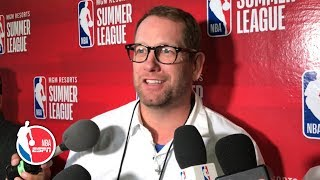 Nick Nurse on Kawhi joining Clippers: 'You can't blame a guy for wanting to go home' | NBA on ESPN