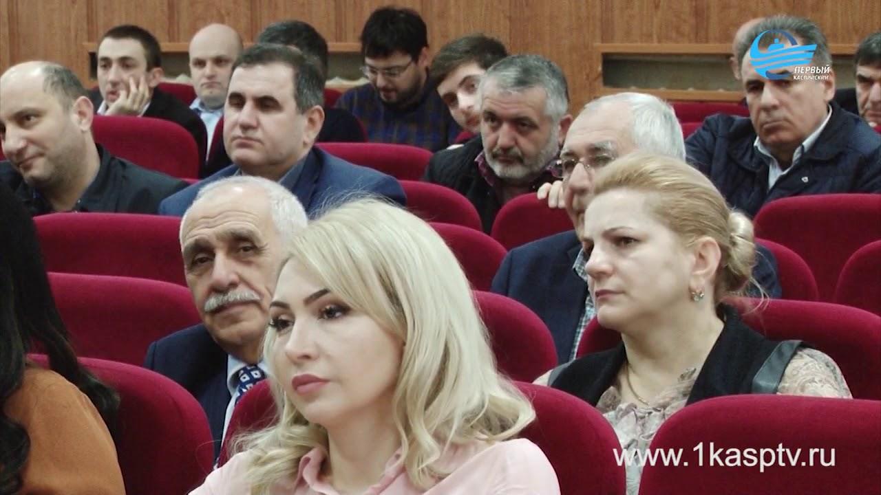 Итоги работы минувшей недели подвели на аппаратном совещании в администрации Каспийска