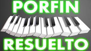 Toca la partitura del piano que esta cerca de Ciudad Comercio (Fortnite Battle Royale)