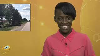 Het 10 Minuten Jeugd Journaal uitzending 14 september 2017 (Suriname / South-America)