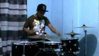 ron henley biglang liko drum cover