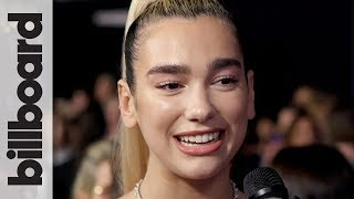 Dua Lipa Says 'Don't Start Now' Describes Everything to Come With New Record | AMAs