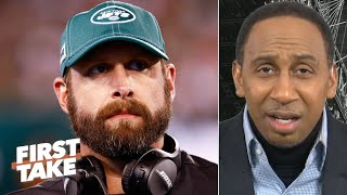 Stephen A. connects all of the Jets