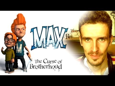 MAX : THE CURSE OF BROTHERHOOD(2013/2014) - Análisis / crítica / reseña HD