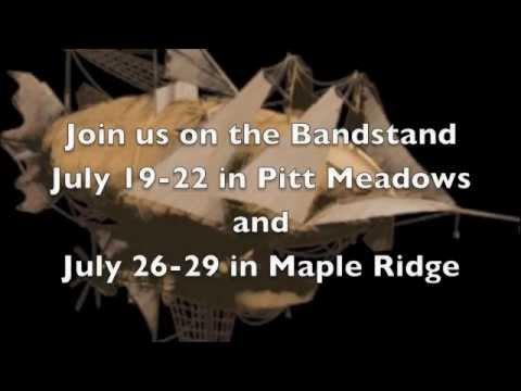 Bard on the Bandstand 2012 Promo.m4v