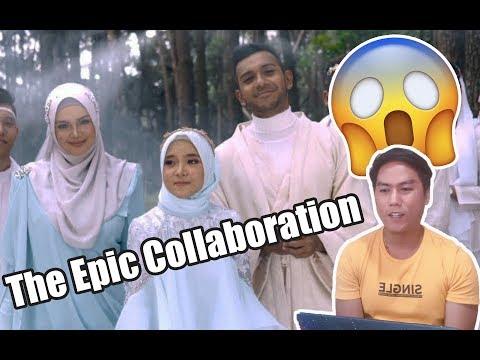 Free Download Dato' Sri Siti Nurhaliza, Nissa Sabyan, Taufik Batisah   Ikhlas   Reaction Mp3 dan Mp4