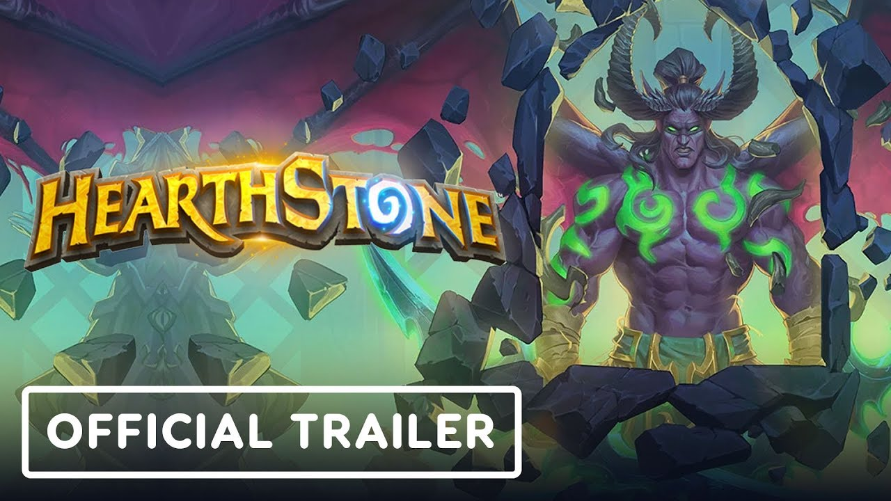 Hearthstone - Trailer cinematográfico oficial de Demon Hunter + vídeo