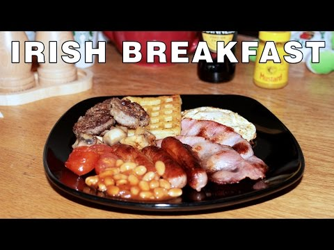 How to make a traditional full Irish breakfast | HappyFoods