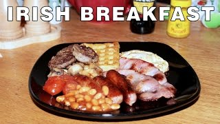 How To Make A Traditional Full Irish Breakfast