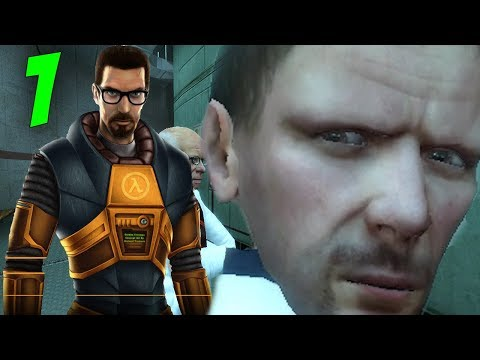 ROGUE FREEMAN - Steam Clearance - Black Mesa Part 1