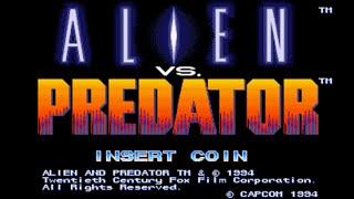 Alien VS Predator. Mais um bom jogo antigo.