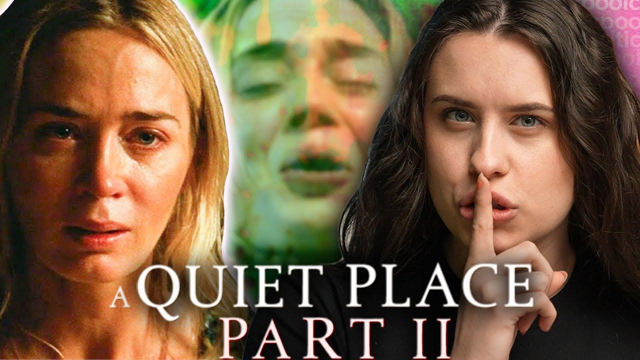 Review: A Quiet Place Part 2!