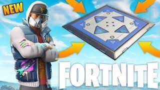 *NEW* Fortnite Bouncer Trap Update! - Fortnite Battle Royale Gameplay - (New Fortnite Item)