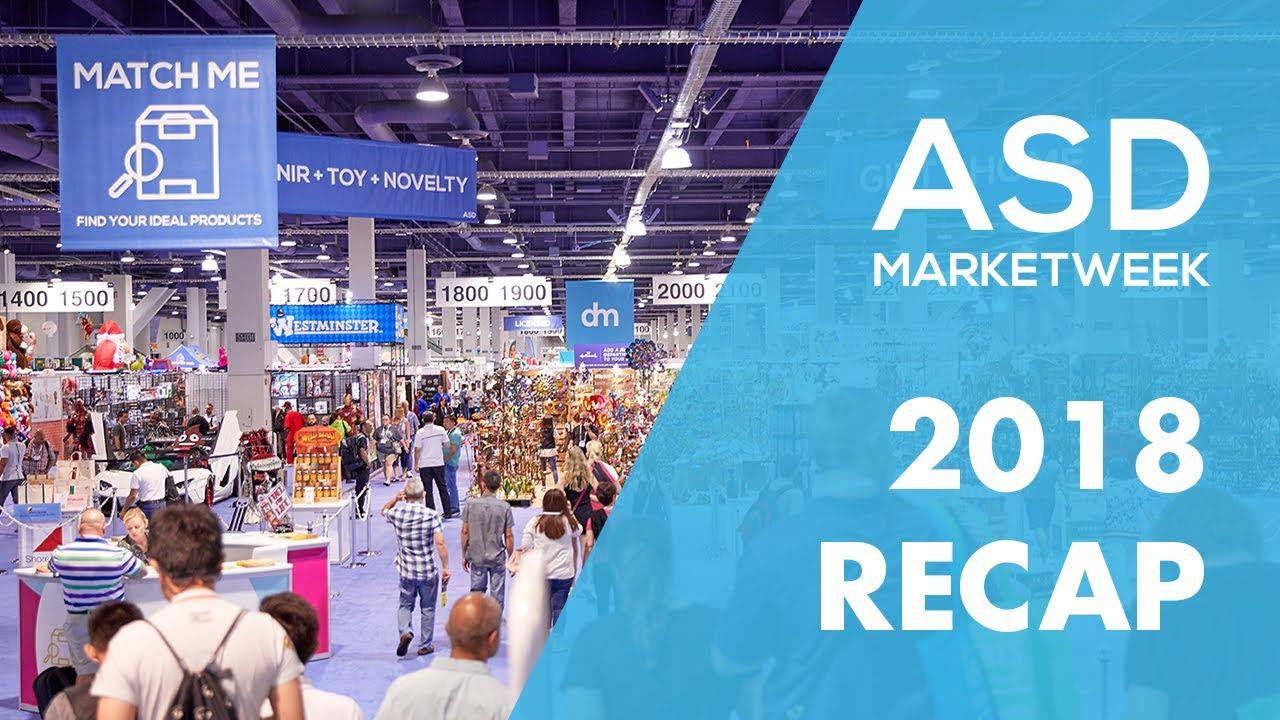 ASD (Mar 2020), ASD Market Week, Las Vegas USA - Trade Show