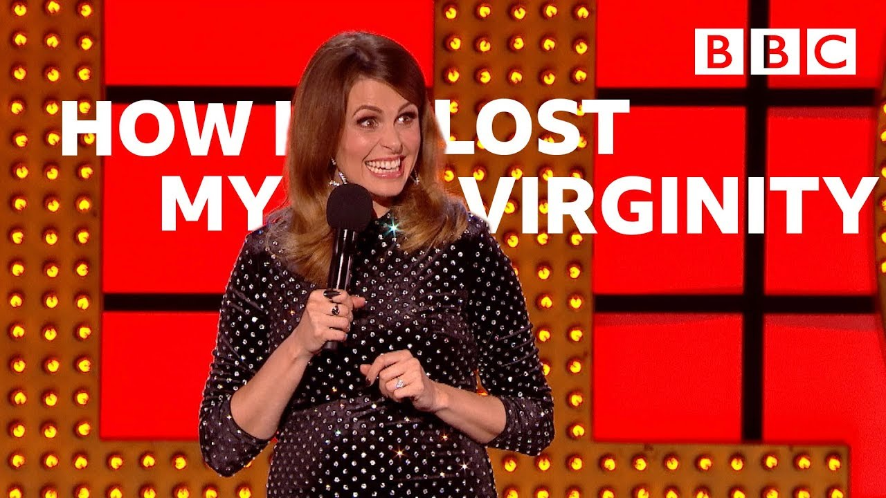 Ellie Taylor's dirty secret 😂 | Live At The Apollo - BBC