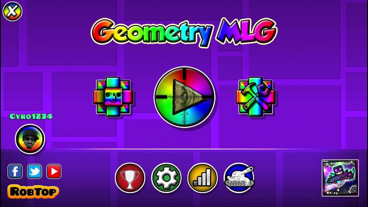 geometry dash mlg texture pack apk