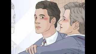 Glee Comic: Klaine - The Stalker 2