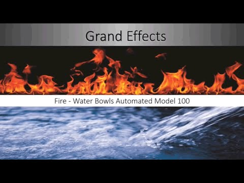 OLD 2014 Installation Guide: Fire and Water Bowls by Grand Effects