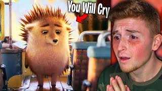 Reacting To The SADDEST Animations On YouTube.. (You'll Cry) Video