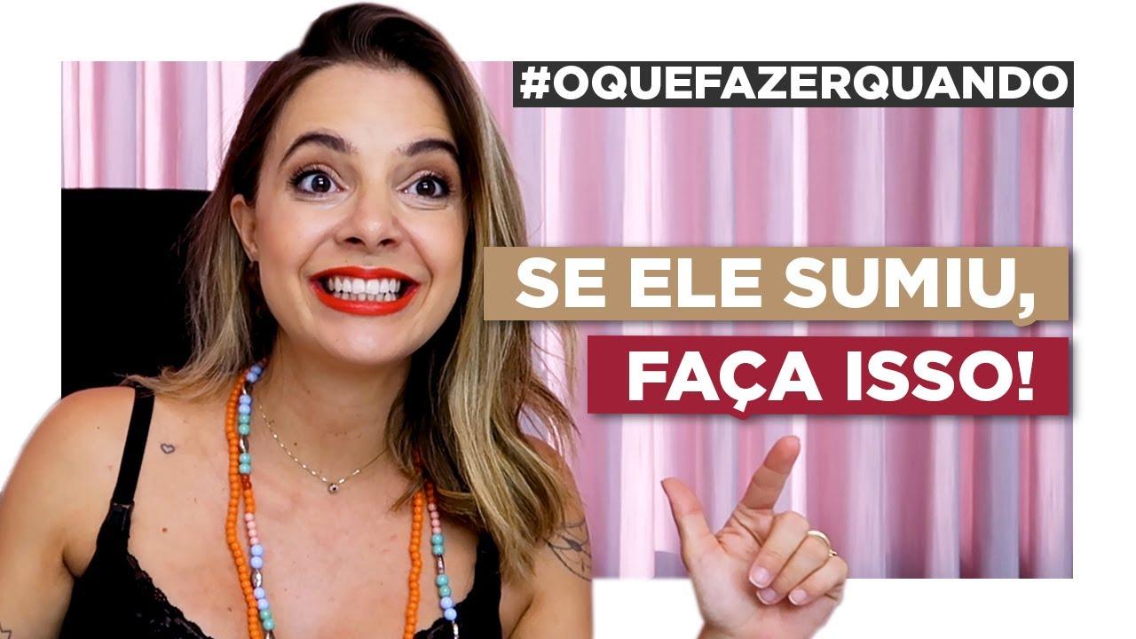Download Faça Isso Se Você Pisou na Bola e Ele Sumiu| Especialista em Conquista | Luiza Vono