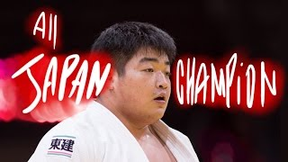 All JAPAN CHAMPION: Takeshi Ojitani (王子谷剛志)