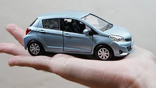 Review of Toyota Yaris/Vitz 2012 1:36 Scale Diecast Model Car