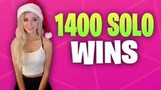 Fortnite - Late Night Solos! :)