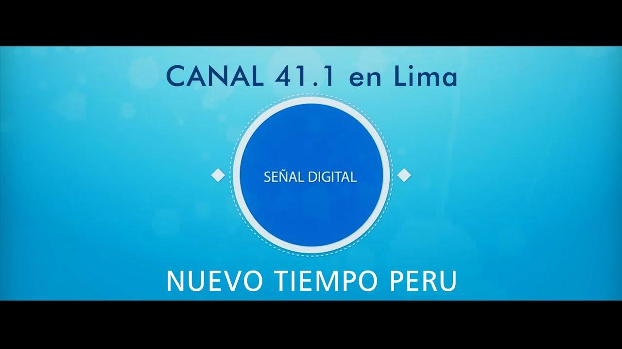 Señales binarias en Peru