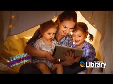 The Public Library Anywhere / Kids