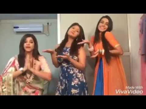 Erica Fernandes | Aashika Bhatia Dance Video | Kuch Rang Pyaar Ke Aise Bhi | Offscreen Masti | HD