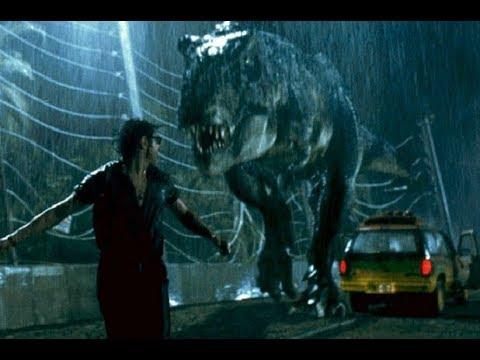 Tyrannosaurus attack human || Kinh hoàng cảnh Khủng Long bạo chúa tấn công ngư�i