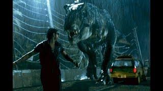 Tyrannosaurus attack human || Kinh hoàng cảnh Khủng Long bạo chúa tấn công người