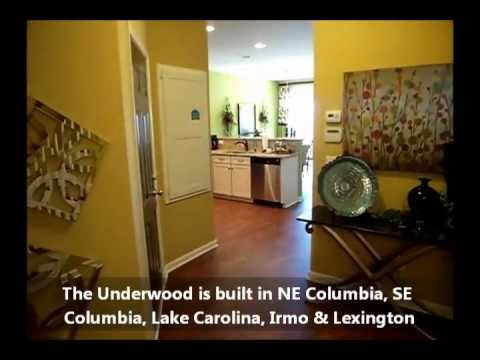 Underwood Floorplan By Mungo Homes In Columbia SC