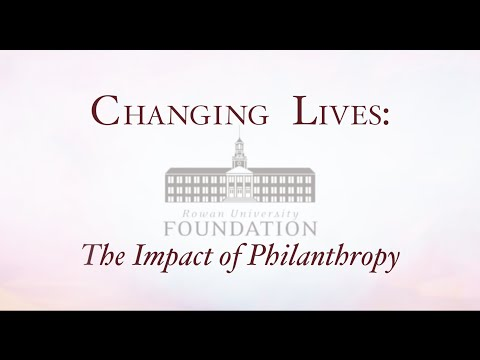 Changing Lives: The Impact of Philanthropy