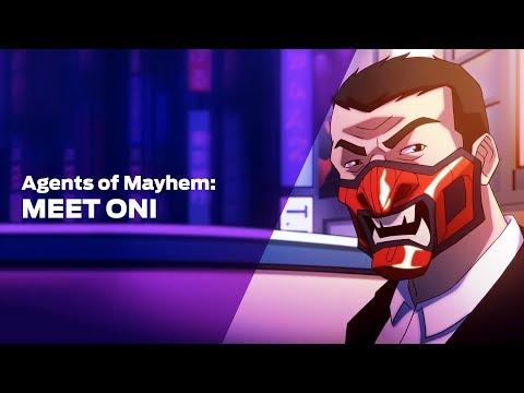 Agents of Mayhem: Meet Oni
