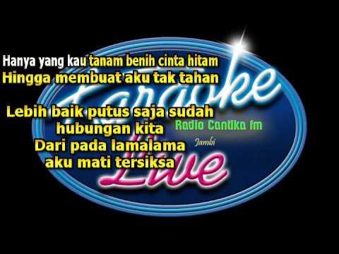 Cinta Hitam Karaoke Keyboard Yamaha PSR