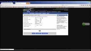 Kablosuz erişim noktası - Kur DD-WRT